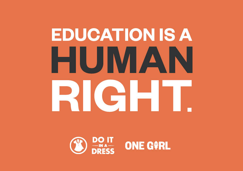 DIIAD Poster – Education is a Human Right