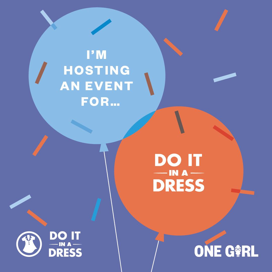 I'm hosting an event – Instagram Tile Option 2