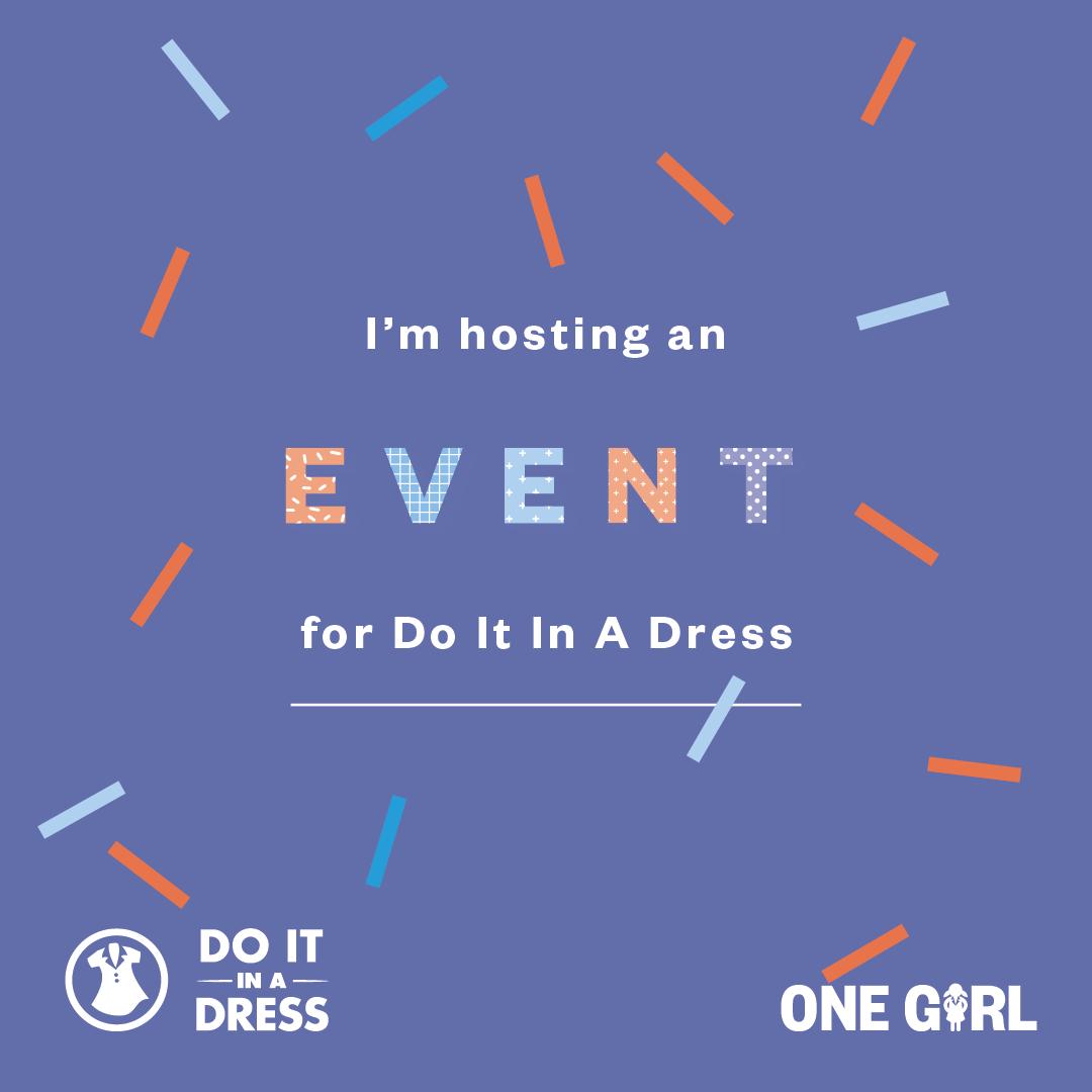 I'm hosting an event – Instagram Tile Option 1